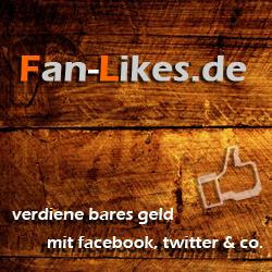 Facebook Fans kostenlos, mit Likes Geld verdienen, gratis Twitter und Instagram Follower
